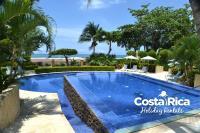 Beachfront pool, garden view - A501