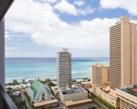 Waikiki Banyan Tower 1 Suite 2506