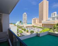 Waikiki Banyan Tower 1 Suite 712