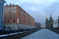 Комната на Канала Грибоедова 9