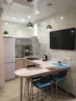 Central Apartment on Kremenchugskaya 13