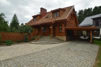 Mazury Drewniany Dom Malkinie k/Ełku