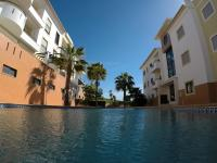 Ferienwohnung mit Pool - Meia Praia