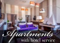 Spanish Steps - The Good Night Apartments -SLH