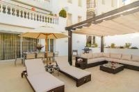 Designer beachside apartment Marbella