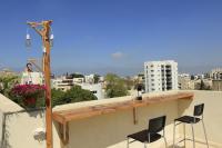 Rooftop Studio in downtown Herzliya
