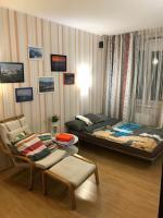 Cozy Apartment na Vavilovykh