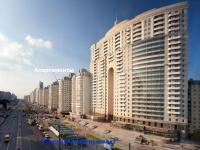 Apartment on Komendantsky near metro