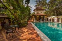 GVR100: Luxury Private Pool Holiday Villa at Siolim - Goa