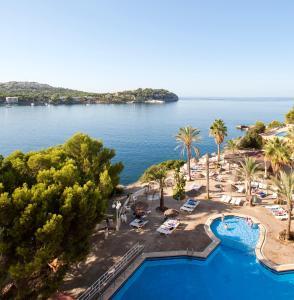 Condo hotel trh jard n del mar santa ponsa spain for Hotel jardin del mar