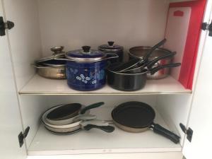 מטבח או מטבחון ב-Casa Carozzi