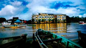 Hotel Victoria River View   picture