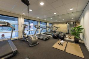 Academia e/ou comodidades em Htel Serviced Apartments Amsterdam