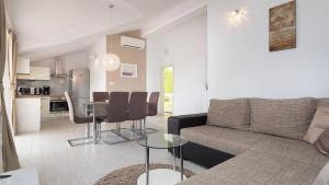 Un lugar para sentarse en Pavao Apartments