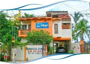 Bungalows la playa los ayala m xico for Hotel villas corona en los ayala nayarit