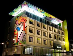 Maxonehotels @ Vivo Palembang
