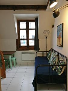 منطقة جلوس في Appartement proche République