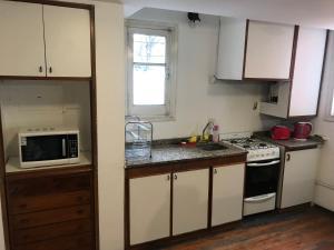 A cozinha ou cozinha compacta de En el corazon de Mendoza departamento