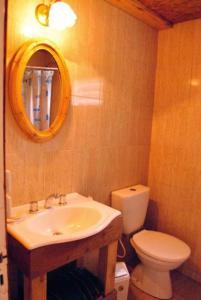 Um banheiro em Casa Ibiza