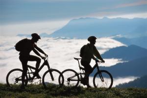 Ciclismo en Apartmajsko naselje Ribniško Pohorje o alrededores