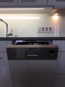 A cozinha ou cozinha compacta de Apartment Romantic M&K