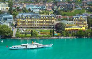 The best hotels in Montreux, Switzerland - Best. - m