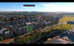 Tầm nhìn từ trên cao của 30B The Scores - 2018 luxury sea view apartment