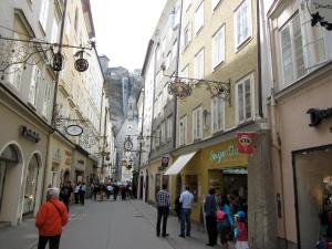 City-Center Apartments, Salzburg Apartments, Austria