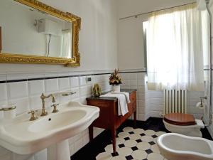 Un baño de Villa Gioia
