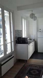 Nhà bếp/bếp nhỏ tại 17 Avenue de l'Agent Sarre