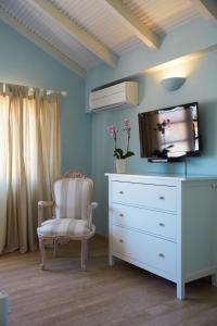 טלויזיה ו/או מרכז בידור ב-Casa Maistra Residence