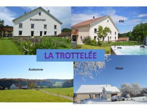 bed and breakfast chambres dh244tes trottel233e francia