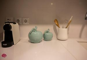 Un baño de L'atelier Apartments (Poesia)