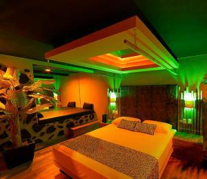 sensaciones motel puerto morelos mexico. Black Bedroom Furniture Sets. Home Design Ideas