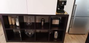 Bebidas em Modern appartment