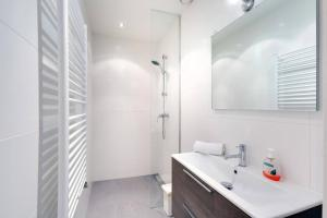 חדר רחצה ב-Luxurious Canalview Apt NO.3 CITY CENTRE