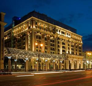 The Ritz-Carlton Moscow , Moscow Hotels, Russia