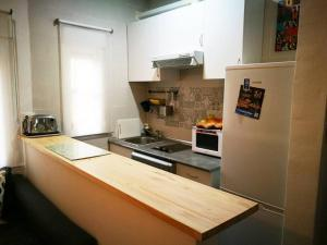 מטבח או מטבחון ב-Apartamento Urgel