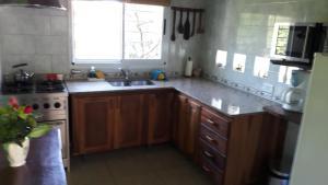 Una cocina o kitchenette en Bosysol en las sierras