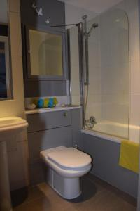 חדר רחצה ב-Modern and Homely 2 Bed Flat in Whitechapel