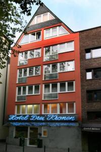 Hotel Koln Drei Kronen