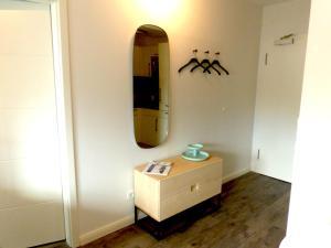 Um banheiro em lille stuuv @K1-Sylt