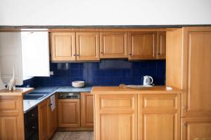 مطبخ أو مطبخ صغير في كابتن جون
