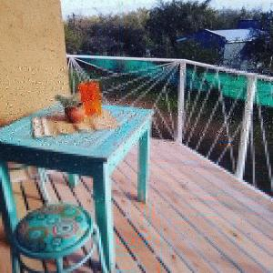 Un balcón o terraza en Aires de Ambar