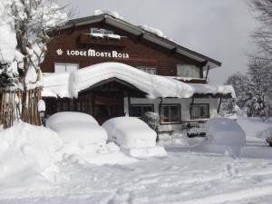 Lodge Monte Rosa - Akakan accommodation