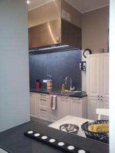 A cozinha ou cozinha compacta de The Guest House II