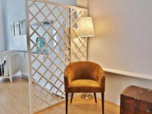 Uma área de estar em Douro Apartments - Ribeira