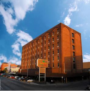Hotel fastos monterrey mexico for Central de reservation hotel