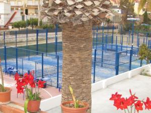 Hostal o pensi n el manantial m laga espa a for Hostal ciudad jardin malaga