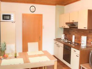 Una cocina o kitchenette en Ferienwohnungen Brezjak